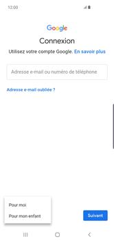 Samsung Galaxy S10 Plus - Applications - Configuration de votre store d
