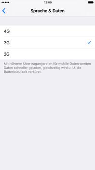 Apple iPhone 7 Plus - Netzwerk - Netzwerkeinstellungen ändern - 2 / 2