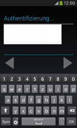 Samsung Galaxy Grand Neo - Apps - Konto anlegen und einrichten - 21 / 26