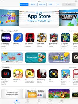 Apple iPad 4th generation (Retina) met iOS 7 - Applicaties - Downloaden - Stap 3