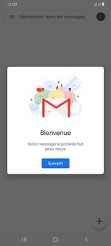 Samsung Galaxy A70 - E-mail - 032a. Email wizard - Gmail - Étape 14