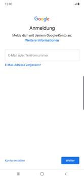 Samsung Galaxy Note 10 Plus 5G - E-Mail - 032a. Email wizard - Gmail - Schritt 9