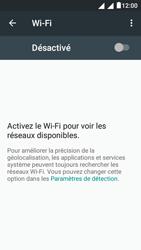 Alcatel Pixi 4 (5) - WiFi - configuration du WiFi - Étape 5