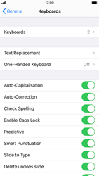 Apple iPhone 6s - iOS 13 - Getting started - How to add a keyboard language - Step 5