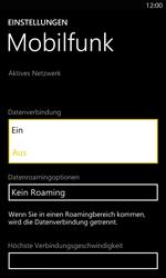 Nokia Lumia 820 LTE - Internet - Manuelle Konfiguration - Schritt 6