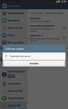 Samsung T315 Galaxy Tab 3 8-0 LTE - Software updaten - Update installeren - Stap 8