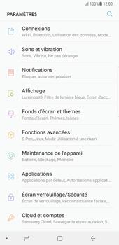 Samsung Galaxy Note 8 - Réseau - Changer mode réseau - Étape 4