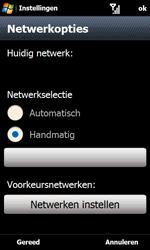 Samsung I8000 Omnia II - Netwerk - gebruik in het buitenland - Stap 8