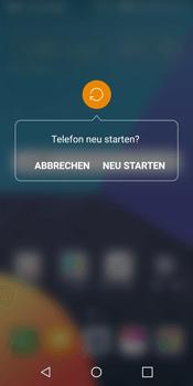 LG Q6 - Internet - Manuelle Konfiguration - 31 / 37
