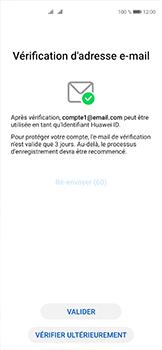 Huawei P40 - Applications - Créer un compte - Étape 18