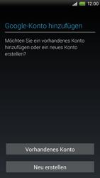 HTC One X - Apps - Einrichten des App Stores - Schritt 5