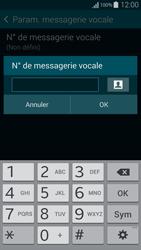 Samsung G850F Galaxy Alpha - Messagerie vocale - Configuration manuelle - Étape 7
