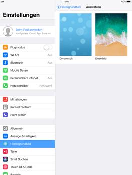 Apple iPad Pro 9.7 inch - iOS 11 - Hintergrund - 5 / 8