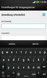 HTC Desire 500 - E-Mail - Konto einrichten - Schritt 15