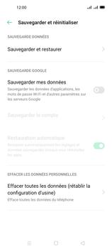 Oppo A72 - Aller plus loin - Gérer vos données depuis le portable - Étape 9