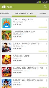 Samsung Galaxy Note 3 LTE - Apps - Herunterladen - 11 / 20