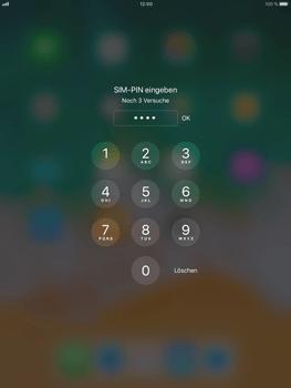 Apple iPad Air 2 - iOS 11 - Persönliche Einstellungen von einem alten iPhone übertragen - 28 / 29