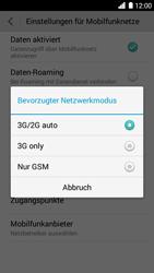Huawei Ascend G6 - Netzwerk - Netzwerkeinstellungen ändern - Schritt 6