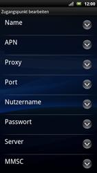 Sony Ericsson Xperia X10 - Internet - Apn-Einstellungen - 9 / 9