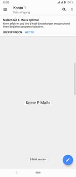 Sony Xperia 10 Plus - E-Mail - E-Mail versenden - Schritt 17