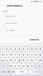 Samsung Galaxy S7 - Android N - E-mail - configuration manuelle - Étape 9