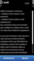 Nokia N8-00 - E-mail - Configuration manuelle - Étape 6