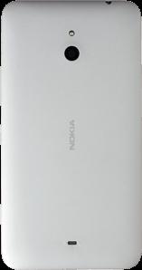 Nokia Lumia 1320 - SIM-Karte - Einlegen - 1 / 1