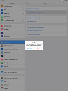 Apple ipad-pro-12-9-ios-12 - Resetten - Fabrieksinstellingen terugzetten - Stap 6