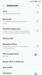 Samsung Galaxy S6 Edge - Android Nougat - Internet e roaming dati - Come verificare se la connessione dati è abilitata - Fase 5