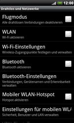 HTC Desire - Bluetooth - Geräte koppeln - 7 / 13