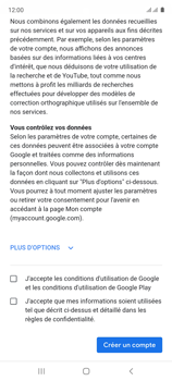 Samsung Galaxy A51 - Applications - Créer un compte - Étape 15