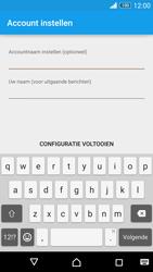 Sony D6603 Xperia Z3 - E-mail - Handmatig instellen (yahoo) - Stap 10