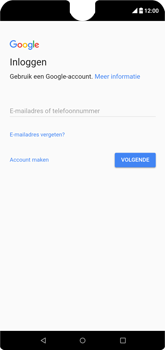 Wiko View 2 - E-mail - Handmatig instellen (gmail) - Stap 8