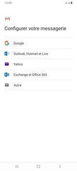 Samsung Galaxy A70 - E-mail - 032a. Email wizard - Gmail - Étape 8