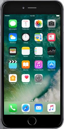 Apple iPad Air 2 iOS 10 - iOS features - iOS 10 Feature list - Step 9