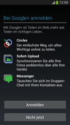 Samsung SM-G3815 Galaxy Express 2 - Apps - Einrichten des App Stores - Schritt 16