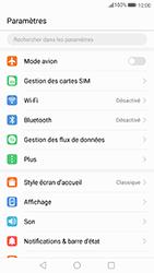 Huawei P10 Lite - Internet - Désactiver les données mobiles - Étape 3