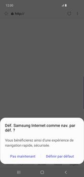 Samsung Galaxy S10 Plus - Internet et roaming de données - Navigation sur Internet - Étape 5