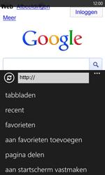 Nokia Lumia 925 - Internet - internetten - Stap 5