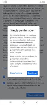 Samsung Galaxy A41 - Applications - Créer un compte - Étape 18