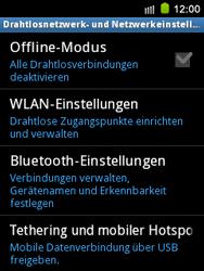 Samsung S5570 Galaxy Mini - Bluetooth - Geräte koppeln - Schritt 7