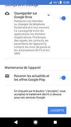 Sony Xperia XZ (F8331) - Android Oreo - Applications - Créer un compte - Étape 16