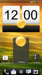 HTC One S - Operazioni iniziali - Installazione di widget e applicazioni nella schermata iniziale - Fase 7