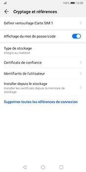 Huawei Mate 10 Pro - Android Pie - Prise en main - Comment activer un code SIM - Étape 6