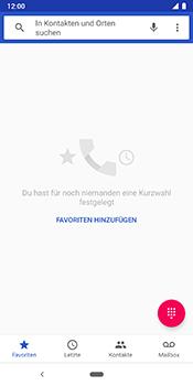 Google Pixel 3 - Anrufe - Rufumleitungen setzen und löschen - 4 / 11