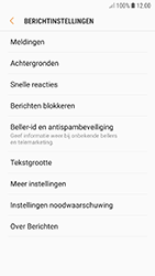 Samsung Galaxy A3 (2017) - Android Oreo - SMS - handmatig instellen - Stap 6