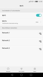 Huawei P9 - WiFi - Handmatig instellen - Stap 7