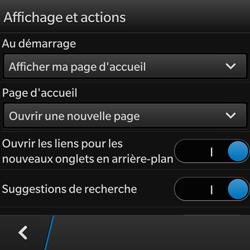 BlackBerry Q10 - Internet - configuration manuelle - Étape 18