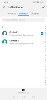 Huawei Y5 (2019) - E-mail - envoyer un e-mail - Étape 6
