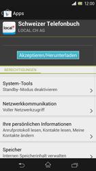 Sony Xperia Z - Apps - Installieren von Apps - Schritt 8